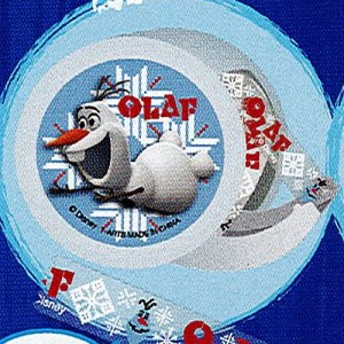 アナと雪の女王 オラフ クリスタルファニーグッズ 4:クリスタルデコテープ タカラトミーアーツ ガチャポン