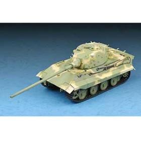 トランペッター 1/72 ドイツ軍 E-75重戦車【07125】プラモデル 【返品種別B】