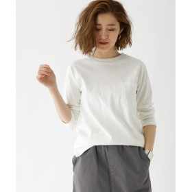 BASE CONTROL LADYS(ベース コントロール レディース) ヘビーウェイト 7分袖 Tシャツ 【WEB限定】