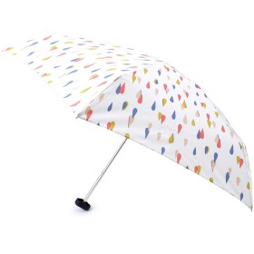 ITS' DEMO(イッツデモ) 晴雨兼用ミニトート入りレインドロップミニ傘