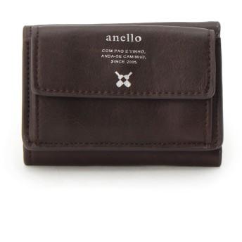 BASE CONTROL(ベースコントロール) アネロ anello 財布 三つ折りミニ財布 WEB限定