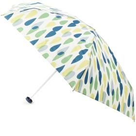 Dessin(Ladies)(デッサン(レディース)) ドロップ柄晴雨兼用折り畳み傘