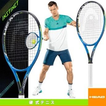 [ヘッド テニス ラケット]INSTINCT ADAPTIVE/インスティンクト アダプティブ/チューニングキット付(231917)硬式テニスラケット硬式ラ
