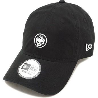 ニューエラ キャップ NEWERA オフスプリング ロゴキャップ 9THIRTY THE OFFSPRING LOGO CAP アジャスタブル メンズ レディース 帽子 ブラック  11797109 FW18