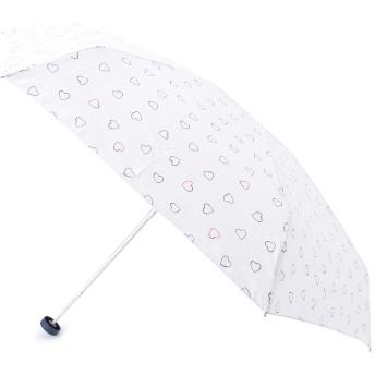 ITS' DEMO(イッツデモ) 晴雨兼用ネオンハート折り畳み傘