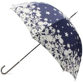 grove(グローブ) 晴雨兼用シルエットフラワー長傘