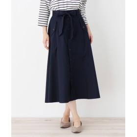 HusHusH(Ladies)(ハッシュアッシュ(レディース)) Aライントレンチスカート