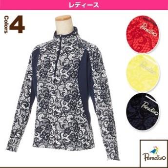 [パラディーゾ ウェア(レディース)]長袖ゲームシャツ/レディース(KCL06F)