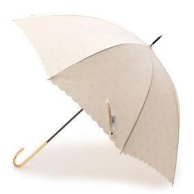 passage mignon(パサージュ ミニョン) 【UVカット80%以上・雨晴兼用】ハート柄長傘