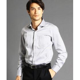 ムッシュニコル セミワイドカラードレスシャツ メンズ 29グレー 48(L) 【MONSIEUR NICOLE】