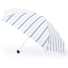 ITS' DEMO(イッツデモ) 晴雨兼用マルチストライプ ミニ傘