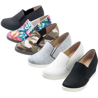 【格安-女性靴】レディースカジュアルシューズ