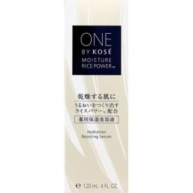 コーセー ONE BY KOSE(ワンバイコーセー) 薬用保湿美容液 ラージ 付け替え 120ml