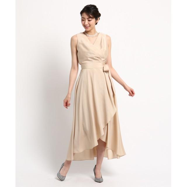 WORLD FORMAL SELECTION(ワールド フォーマル セレクション) EMOTIONAL DRESSES 重ねスカートフレアワンピース
