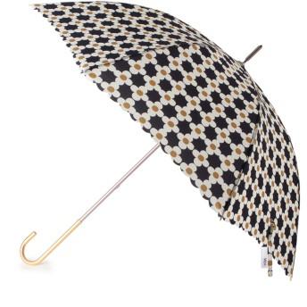 passage mignon(パサージュ ミニョン) フラワープリント晴雨兼用長傘