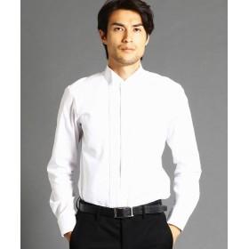 ムッシュニコル ウィングカラーシャツ メンズ 09ホワイト 48(L) 【MONSIEUR NICOLE】