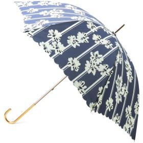 ITS' DEMO(イッツデモ) フラワー&ライン長傘