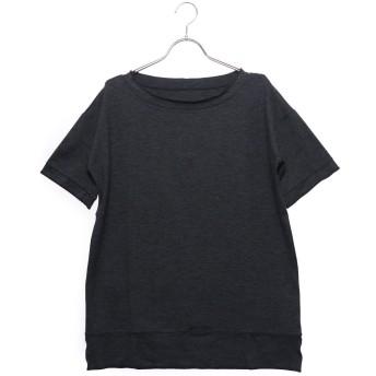 ダンスキン DANSKIN レディース フィットネス 半袖Tシャツ ADAJ ロングレングスT DA57301
