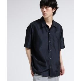 tk.TAKEO KIKUCHI(ティーケー タケオ キクチ) 玉虫オーバーシャツ