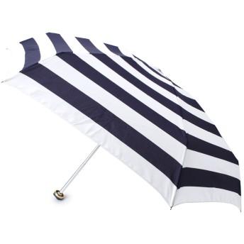 ITS' DEMO(イッツデモ) 晴雨兼用5段式ユースフルボーダーミニ傘