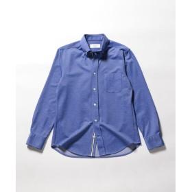 【10%OFF】 ノーリーズ DRY MASTER カノコボタンダウンシャツ メンズ ライトブルー M 【NOLLEY'S】 【タイムセール開催中】