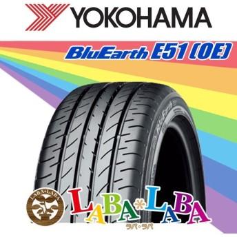 ヨコハマ E51 (E51A) 215/65R16 98H 新車装着タイヤ (OE) YOKOHAMA ブルーアース 2018年製 ●