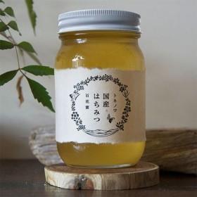 トネノワ国産はちみつ(百花蜜)600ml 蜂蜜 ハチミツ