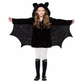 ハロウィン 衣装 子供 コウモリ お揃い ハロウィーン衣装 子供 コスプレ 衣装大人 仮装 コスチューム 子供 大人 キッズ用
