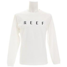 リーフ(REEF) REEF ISSUES 長袖Tシャツ RF17AW-1001TL-WHT (Men's)