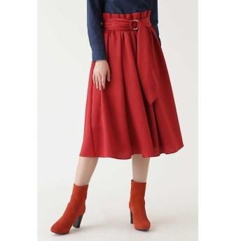 JILLSTUART / ジルスチュアート |美人百花9月号掲載|サリーサテンギャザースカート