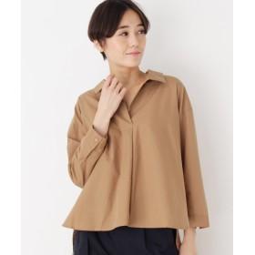 SHOO・LA・RUE/DRESKIP(シューラルー/ドレスキップ) バックレースデザインスキッパーシャツ