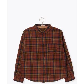 【6,000円(税込)以上のお買物で全国送料無料。】(プラリ服)UVカットレギュラーシャツ