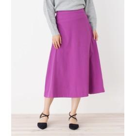 HusHusH(Ladies)(ハッシュアッシュ(レディース)) フレア カラースカート