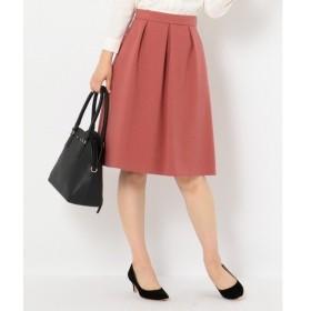 any SiS 洗えるウールタッチフレアスカート