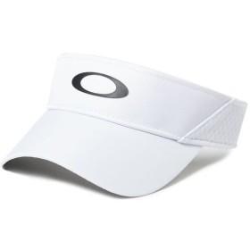 【クーポン発行中】 オークリー OAKLEY メンズ ゴルフ バイザー BG GAME VISOR 912042 100 WHITE 【2018FW】