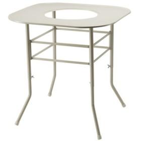 グリーンライフ 対流型ストーブ用テーブル TST-65 ストーブガード