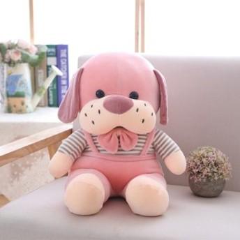 イヌ ぬいぐるみ クッション おもちゃ 犬 いぬ 抱き枕 クッション ふかふか 子供 彼女 誕生日プレゼント 40cm