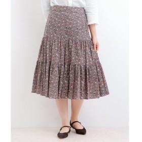 NIMES / ニーム LIBERTY ティアードスカート