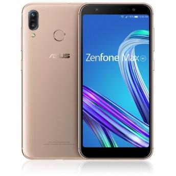 Zenfone Max M1 サンライトゴールド「ZB555KL-GD32S3」Snapdragon 430 5.5型メモリ/ストレージ:3GB/32GB nanoSIM×2 DSDS対応 SIMフリースマートフォン サンライトゴールド