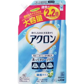 アクロン ナチュラルソープの香り つめかえ用大 (900mL)
