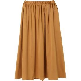 【6,000円(税込)以上のお買物で全国送料無料。】・サテンギャザースカート