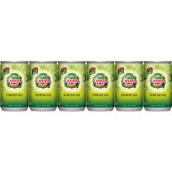 コカ・コーラ カナダドライ ジンジャーエール 160ml 1セット(6缶)