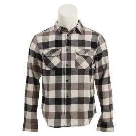 SAS バッファローチェックネルシャツ SAS1826501-1-WHT (Men's)