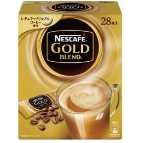 ネスレ日本 ネスカフェゴールドブレンドスティックコーヒー28P
