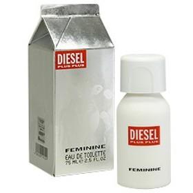 【香水 ディーゼル】DIESEL ディーゼル プラス プラス フェミニン (箱なし) EDT・SP 75ml 香水 フレグランス