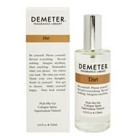 【香水 ディメーター】DEMETER ダート EDC・SP 120ml 【あす着】香水 フレグランス DIRT COLOGNE