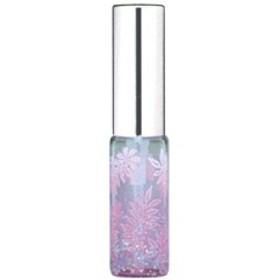 フラアトマイザー リーフ ネオンカラー 68182 (ラメリーフ アルミキャップピカ ピンク) 4ml