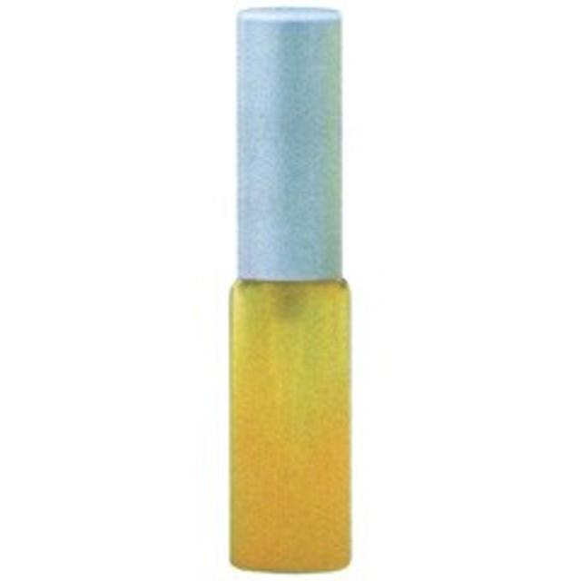 【香水 ヒロセ アトマイザー】HIROSE ATOMIZER MSシャーベット ガラスアトマイザー 58102 アルミキャップ イエロー 4ml