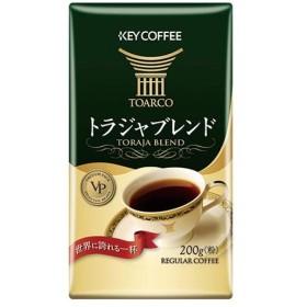 キーコーヒー VPトラジャブレンド 200g