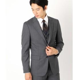 COMME CA ISM / コムサイズム 《セットアップ》ウールギャバ スーツジャケット